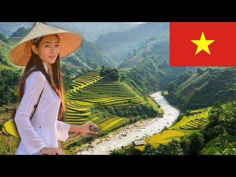 Смотреть Вьетнам. Интересные факты о Вьетнаме онлайн