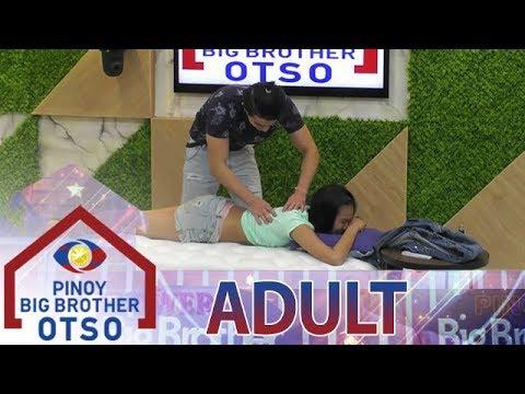 PBB OTSO Day 24: Andre, minasahe si Lou after ng kanilang task