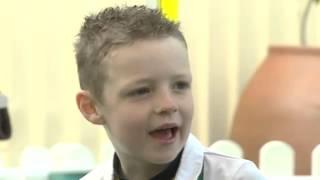 "The Irish Mini Messi ""Ciarán Duffy"" TV Age 9"