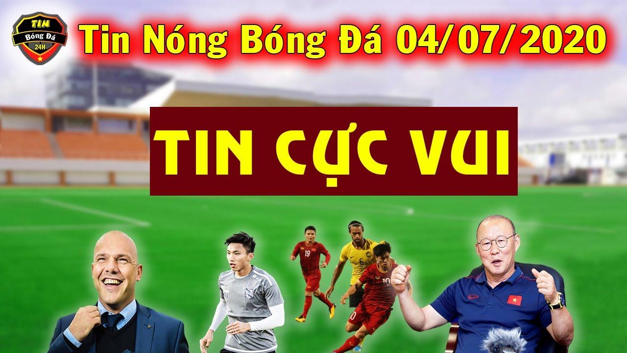 Tin Bóng Đá Việt Nam 08/07/2020: Tuyển Việt Nam Nhận Tin Cực Vui Thành Bại Tại Malaysia