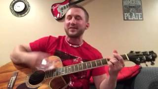 Red Lights Cover - Brian Fallon