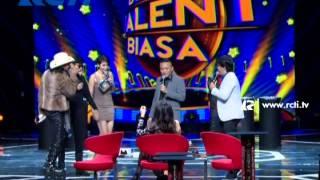 Mirip Ahmad Dhani - Bukan Talent Biasa 22 April 14