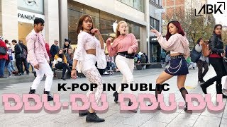 [K-POP IN PUBLIC] BLACKPINK - DDU-DU DDU-DU (뚜두뚜두) Dance Cover by ABK Crew from Australia