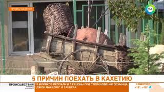 видео 8 причин побывать в Грузии