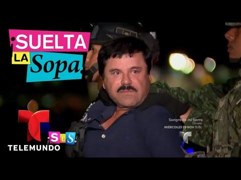 ¿El Chapo tenía un catálogo de actrices colombianas? | Suelta La Sopa | Entretenimiento