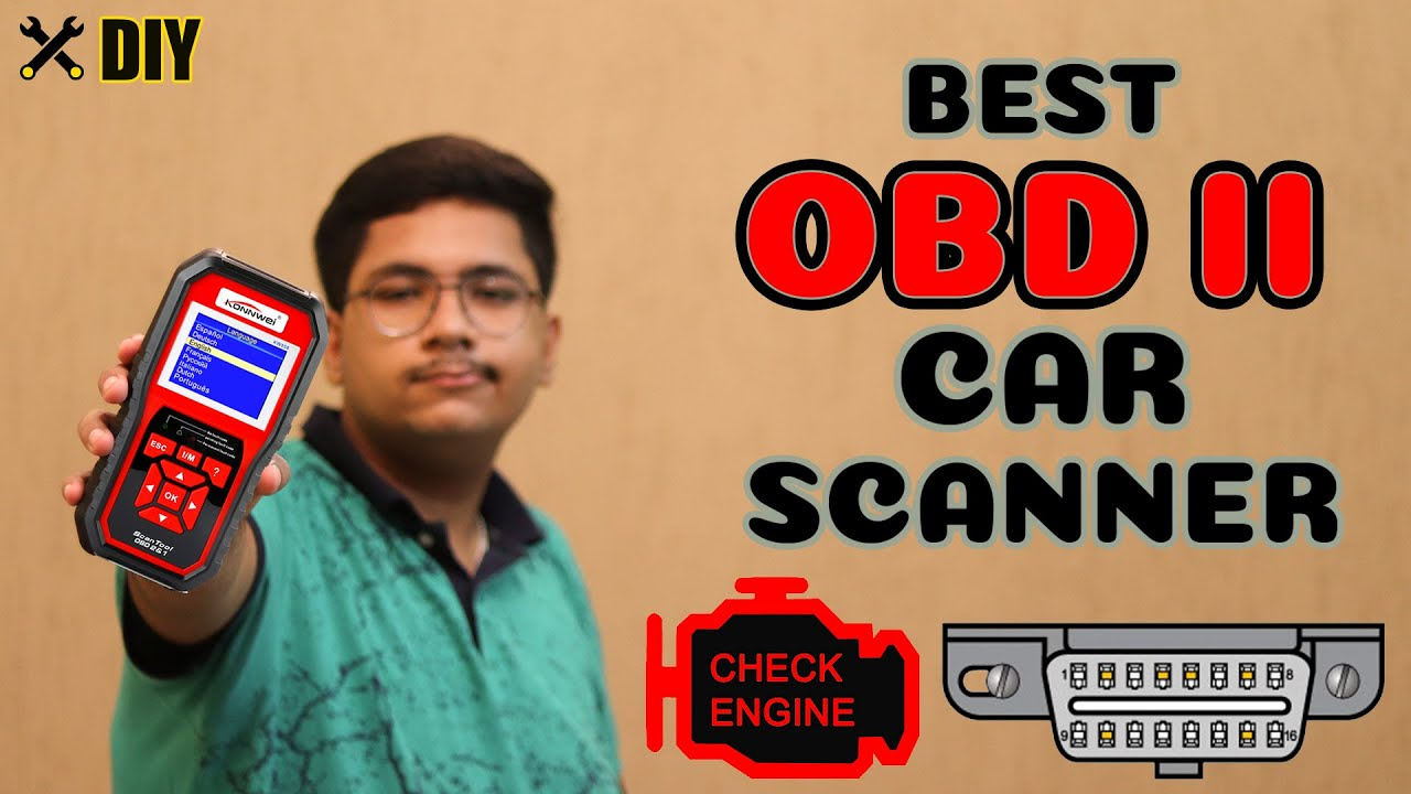 On Board Diagnosis (OBD 2) Scanner | Detailed Explanation