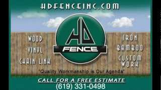 San Diego Fence Contractor | Fence Company
