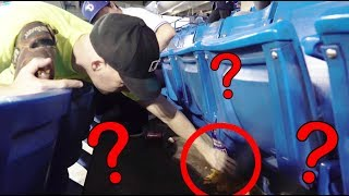 Would YOU do this? Rogers Centre shenan...