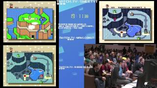 Summer Games Done Quick 2014 - Part 145 - Super Mario World - No Cape All Switches