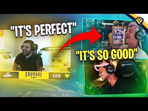 COURAGE RETURNS TO CASTING?! NINJA CAN'T BELIEVE IT! (Fortnite: Battle Royale)