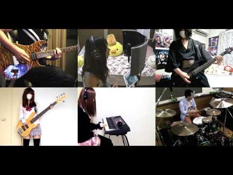 [HD]Kamisama no Inai Nichiyoubi OP [Birth] Band cover
