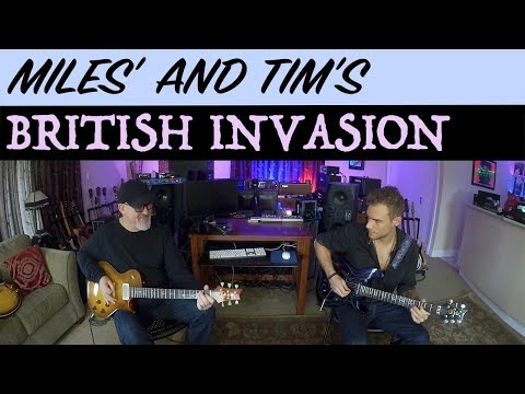 Miles Schon | Tim Pierce | Inspired by Clapton Page Beck Green Iommi Blackmore Kossoff