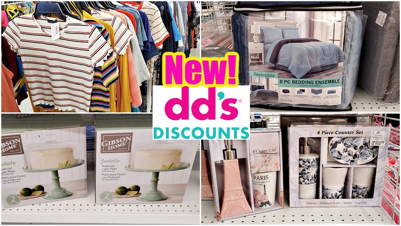 Download DD'S DISCOUNT STORE FASHION, HOME IDEAS STORE WALKTHROUGH * SHOP WITH ME 2021