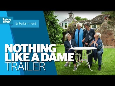 Nothing Like A Dame Trailer | Exclusive Premiere Screenings 2 May