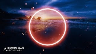 The DEEPEST Healing Sleep | 3.2Hz Delta Brain Waves | REM Sleep Music - Binaural Beats