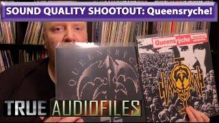 SOUND QUALITY SHOOTOUT: Queensrÿche