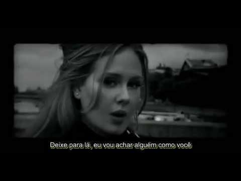 Adele - Someone Like You - Traduzido