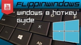 Windows 8 | Hotkey Guide