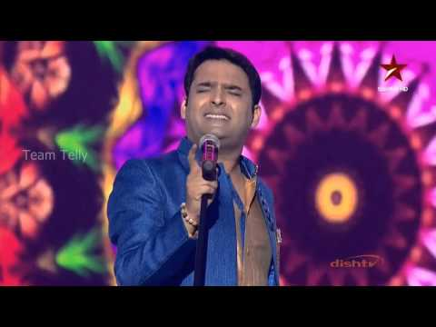 Challa - Kapil Sharma Live - GIMA 2014 -...
