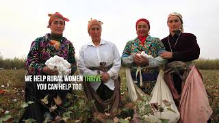 Rural women - agents of change fighting poverty, hunger and climate change