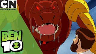 Ben 10 | Future Needs Teamwork | Cartoon Network UK