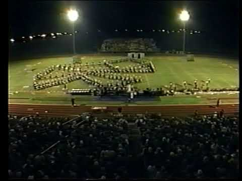 Grenada High School Marching Band 1997