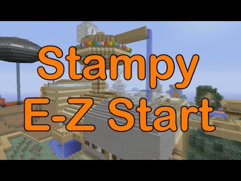 Stampy World Map.Stampy E Z Start Map Download Youtube