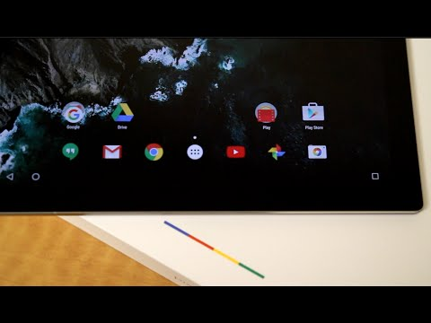 Google Pixel C Unboxing and Overview!