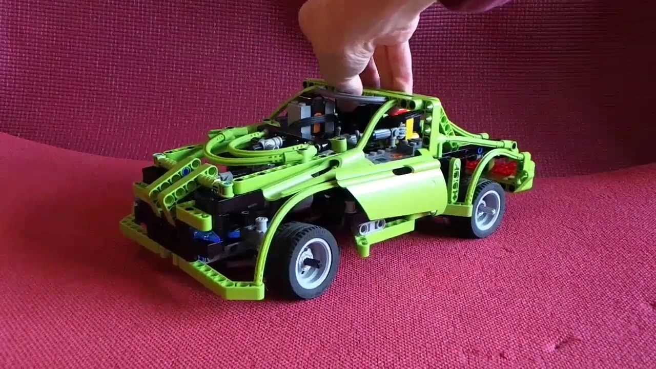 lego technic rc car moc youtube. Black Bedroom Furniture Sets. Home Design Ideas