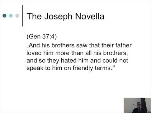 Joseph Potiphar's Wife and the Jewish Colony in Egypt on YouTube