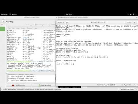 How create altcoin pool - InflationCoin - Ubuntu 16.04