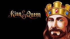 King and Queen online spielen - Bally Wulff - 7 Freispiele