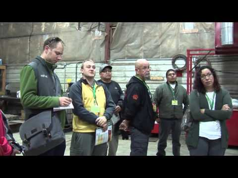 NOFNEC 2015 - Waste Oil Furnace Tour