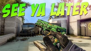 CS:GO - P250 | See Ya Later Gameplay