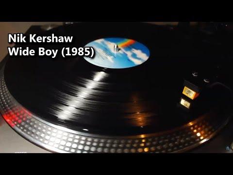 Nik Kershaw - Wide Boy (1985)