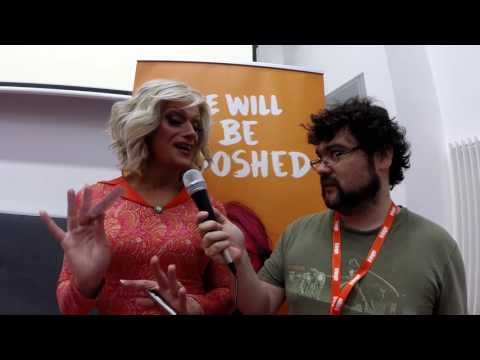 Edinburgh Fringe Festival Welcome Address with Panti Bliss: Interview - #FreshOffTheStalls