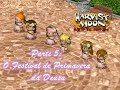 O Festival de Primavera da Deusa! Harvest Moon Back to Nature - For Girls! #5 (PSP)