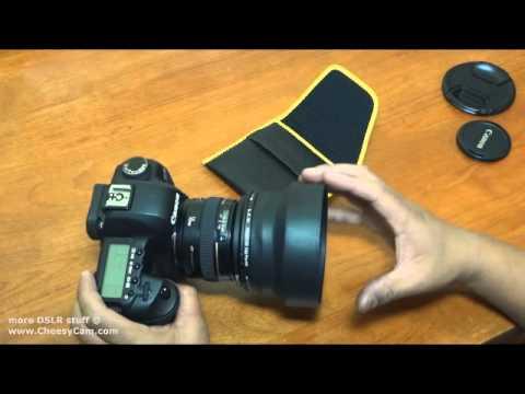 LightCraft Workshop Digi Pro ND + Rubber Lens Hood