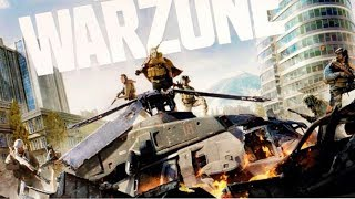 SO.. this is Modern Warfare BATTLE ROYALE (Warzone)