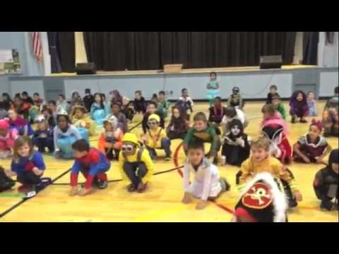 Halloween at Fifth Avenue School