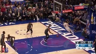 JJ Redick | Highlights vs Nets (3.16.18)