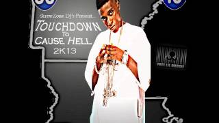Lil Boosie - Rubbin On My Head ft. Mouse On Tha Track [SkrewZone Remix]