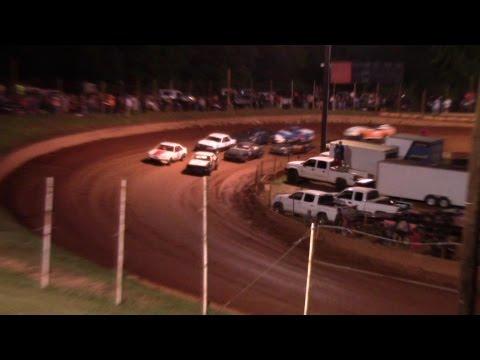Winder Barrow Speedway Stock Four Feature Race 7/25/15