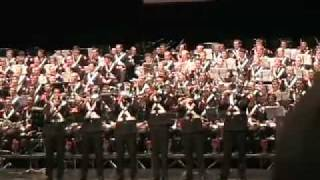 2008 Ohio State University Marching Band Trombone Cheers - Hey Jude