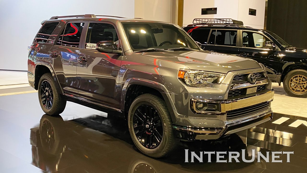 2021 Toyota 4Runner Price and Release date