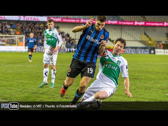 2012-2013 - Cofidis Cup - 02. 8ste Finale - Club Brugge - Cercle Brugge 0-1