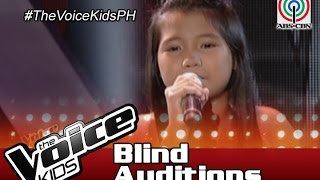 The Voice Kids Philippines 2016 Blind Auditions: \