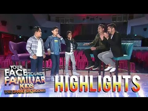 YFSF Kids 2018: TNT Boys as Jessie J, Ariana Grande, & Nicki Minaj | Final Mentoring Session