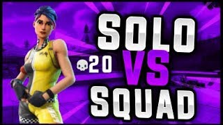 FORTNITE 20 KILLS SOLO VS SQUAD / DEUTSCHESTAXI MIT TAXI SKIN