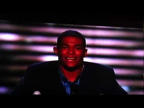 """""""Perseverance Award Winner"""" Anthony Robles Gets Honored At The ESPY"""